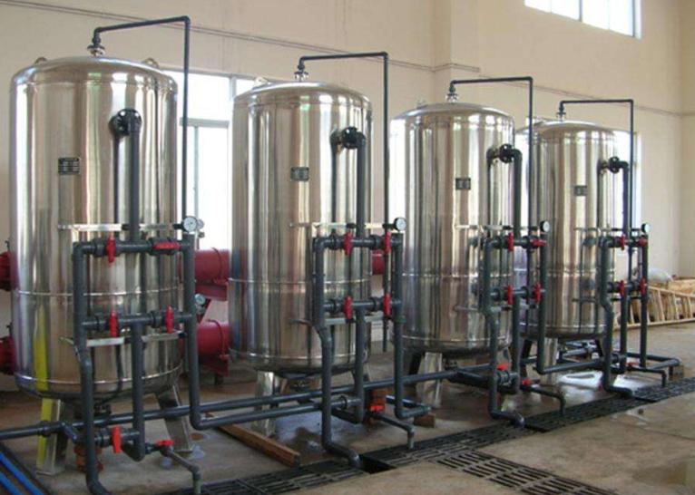 济宁水处理设备的应用领域